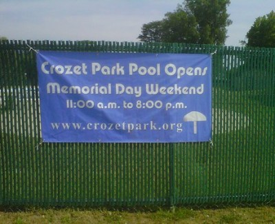 Crozet Pool Opens Memorial Day Weekend 2010