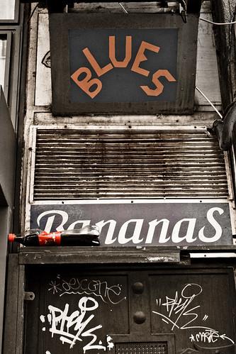 Blues, Bananas y posiblemente restos de calimocho