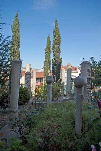 Aziz Mahmud Hüdai Hazretleri Mosques garden, Üsküdar, İstanbul, Pentax K10d