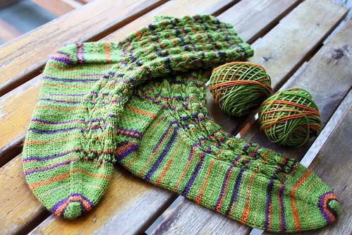 Finished-Socks