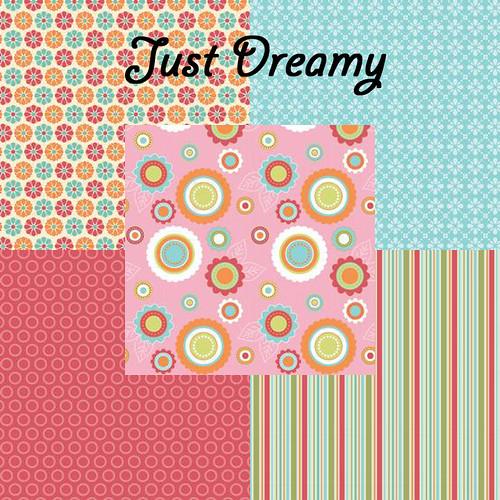 Just Dreamy Fabric
