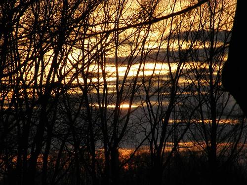 Avond over Aalst