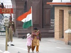 India-Pakistan Wagah Border Ceremony