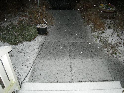 Snow again?!?