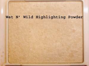 Wet N Wild Highlighting Powder