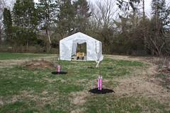Greenhouse - 12' x 8' x 24'