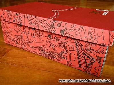 Alvinology-designed shoebox