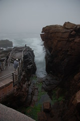 Thunderhole at Acadia