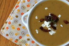 Rosemary White Bean Soup 1