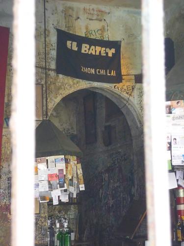 A bar in Calle del Cristo