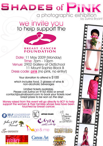 Shades of Pink fundraiser for breast cancer awareness