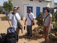 Field Team at UNHCR Goz Beida