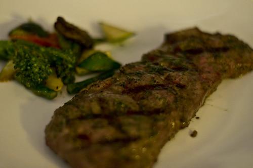 AAA Alberta Beef NY Strip Loin at Tom Wilsons Steakhouse