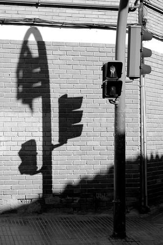 Sombras semaforescas