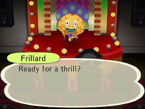 Meeting Frillard!