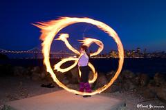 Fire Dancing Treasure Island