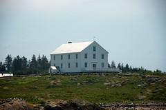 Jamie Wyeth Museum on Allen Island