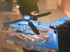 augmented reality with LEGO