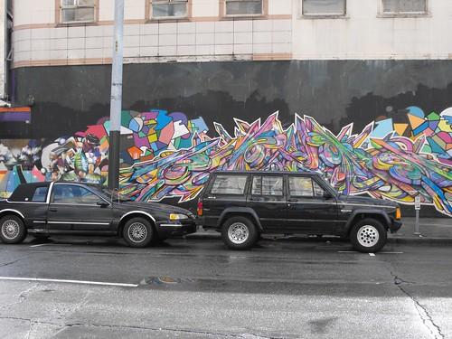 Amazing Turk Street Mural 2