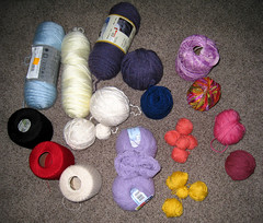 Yarn Palette