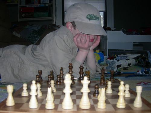 The Son and Chess