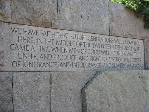 FDR quotation
