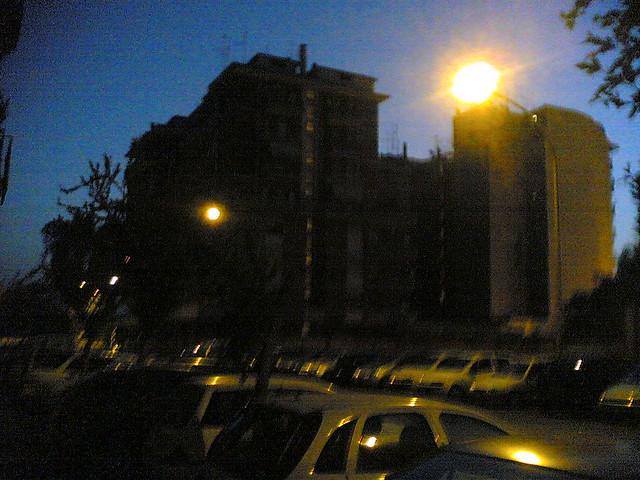 Nella notte # 2