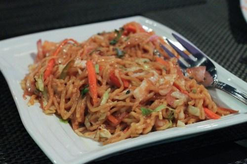 Hakka Noodles at Legend of India