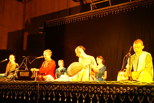 The opening piece - some kirtans
