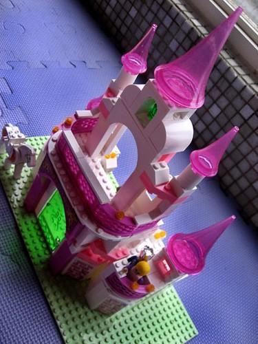 Legocastle