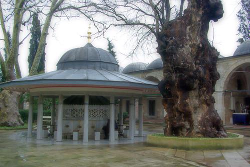 Validei Atik Camii, Topbaşı, Üsküdar,  İstanbul, Pentax K10d