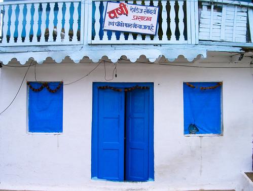 Hotel en Pachmarhi.