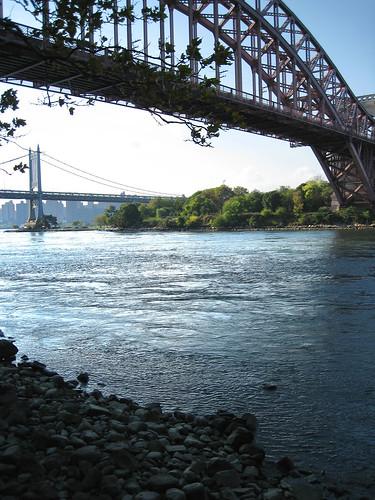 Hells gate Bridge, and TriBorough
