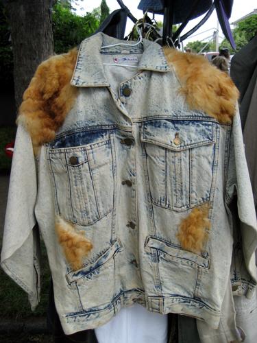 Heinous jacket