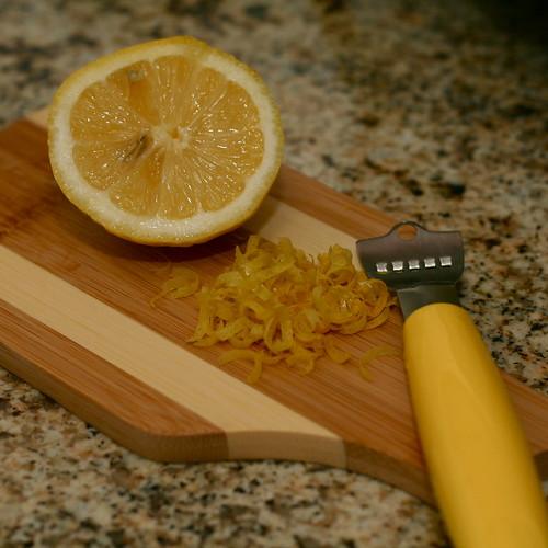 Lavender-Lemon Sorbet