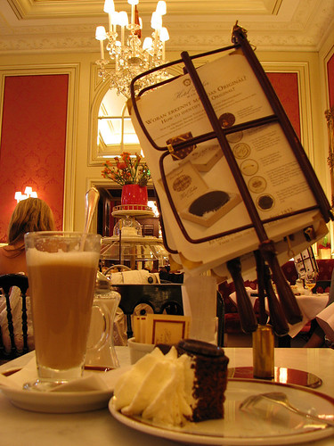 Sacher Torte - Sacher Hotel by you.