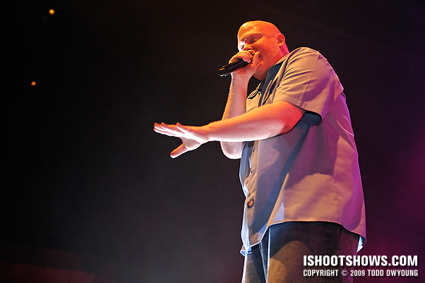 Brother Ali @ the Pageant -- 2009.05.21