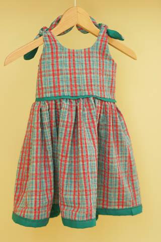Itty Bitty Toddler Dress