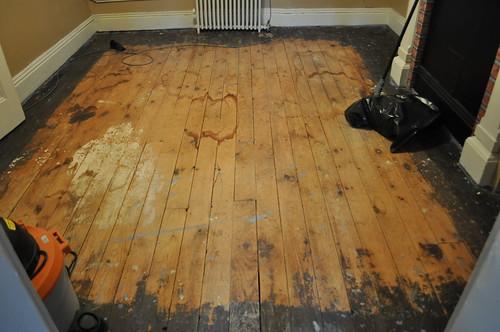 3rd Flr Back Room No Carpet