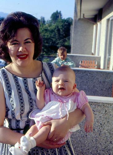 Me and Mom 1966