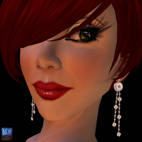 BeBae Valetine Skin - Red Lips