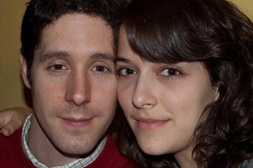 Joe y mi hermana