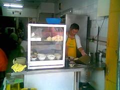Kuching's Kim Joo kolo mee stall