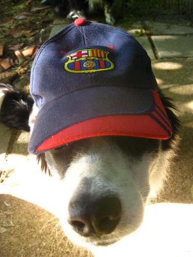 Cormac's a Barcelona Fan