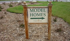 Model Homes This Way