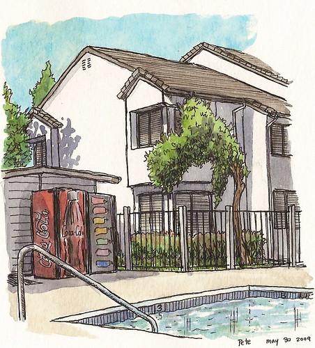 pool at alder ridge