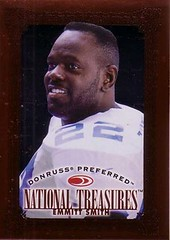 1997 Donruss Preferred National Treasures Subset