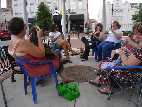 Knit in Public Day