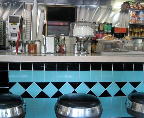 Village Diner Counter