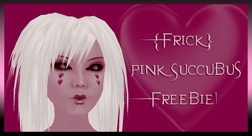 {Frick} - Pink Succubus
